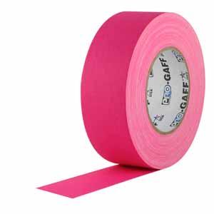 "2"" Pink - Pro Gaff Tape"