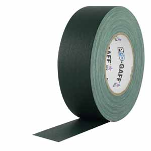 "2"" Green - Pro Gaff Tape"