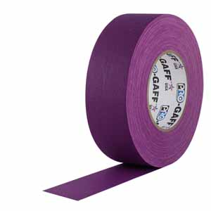 "2"" Purple - Pro Gaff Tape"
