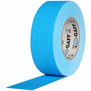 "2"" Blue - Pro Gaff Tape"